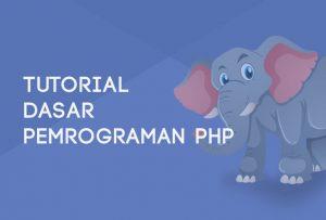 tutorial dasar php