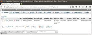 membuat formulir pendaftaran online input ke database mysql