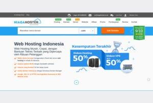 Niagahoster: Hosting Web Developer