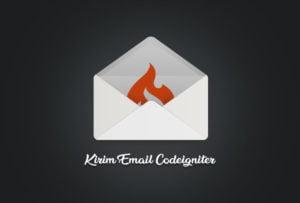 Tutorial Cara Kirim Email Dengan Codeigniter