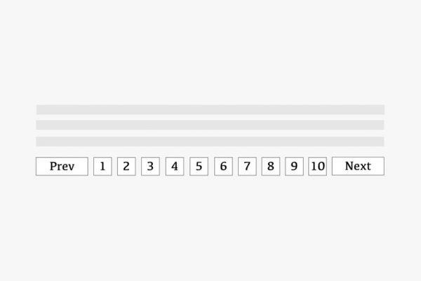 Membuat Pagination Codeigniter Dengan Bootstrap