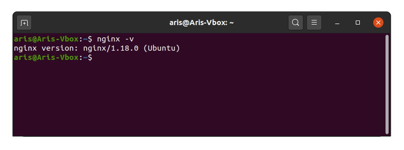 cara install nginx, mysql, php
