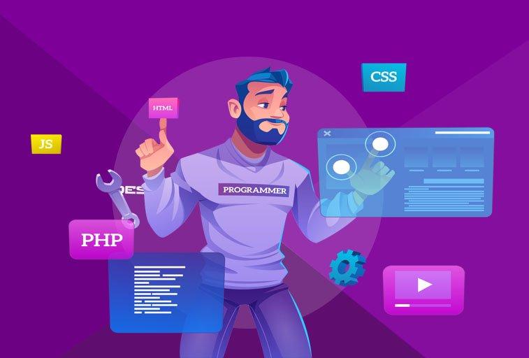 website hosting indonesia - jenis bahasa pemrograman