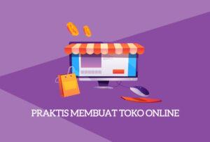 Membuat Toko Online Praktis