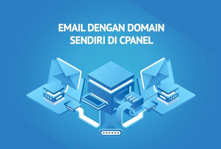Email dengan domain sendiri